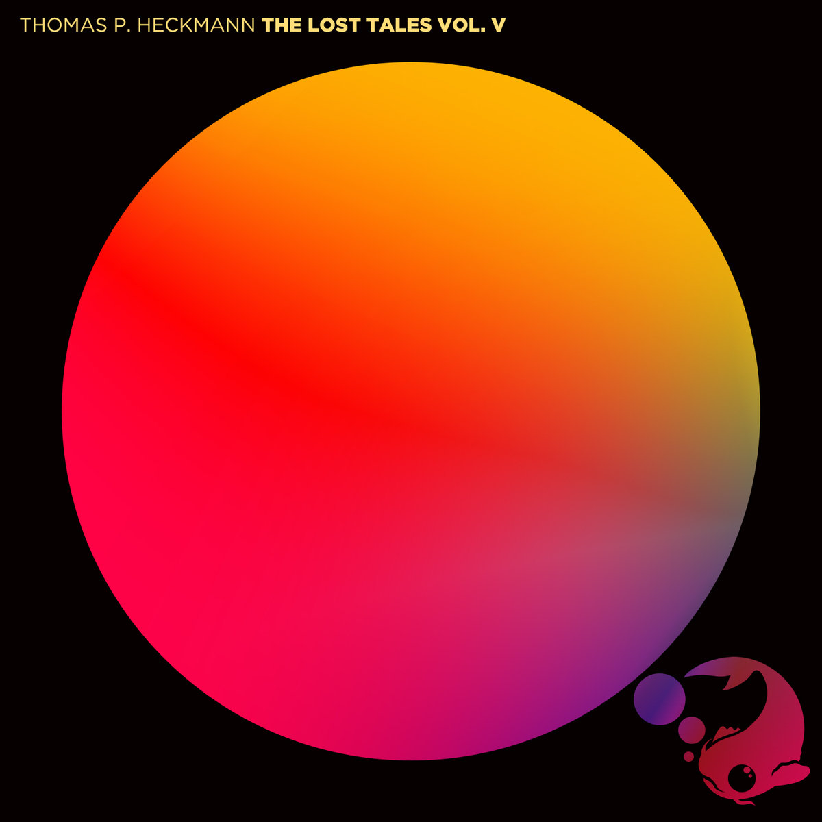 The Lost Tales Vol.V - Thomas P. Heckmann